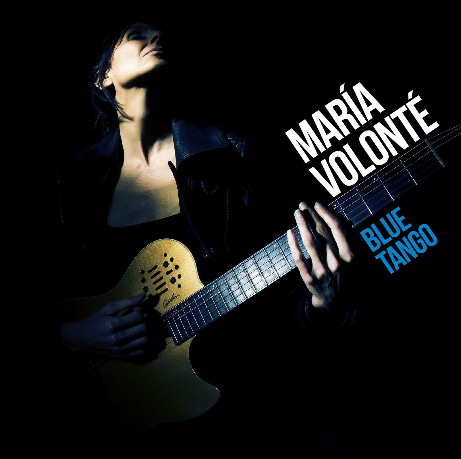 New CD: Blue Tango